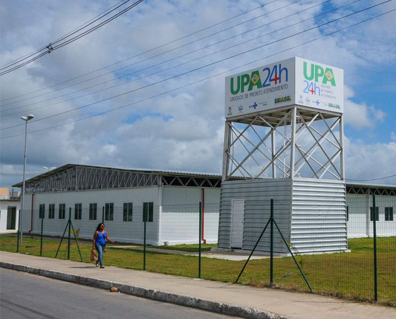 UPA Benedito Bentes - Maceió - ISAC