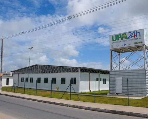 UPA Trapiche - Maceió-AL | ISAC