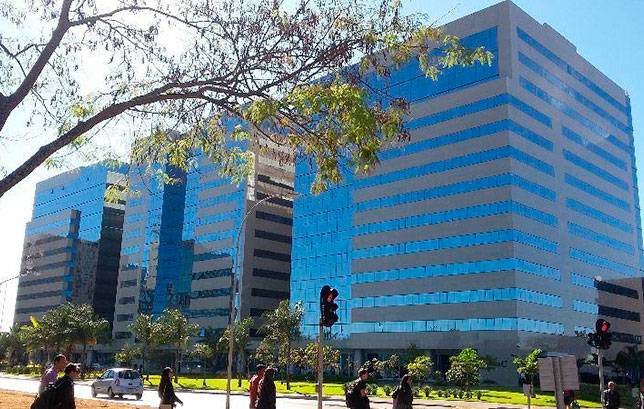 Sede ISAC - Instituto Saúde e Cidadania - Brasília/DF