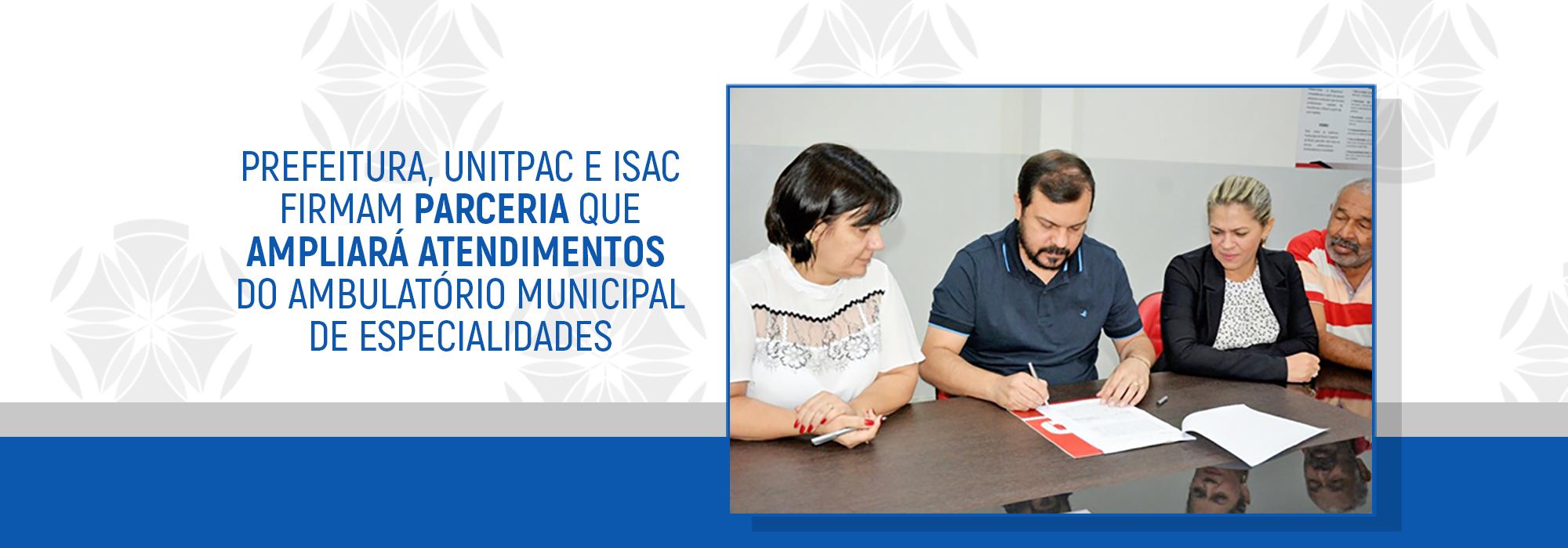 isca - organização social